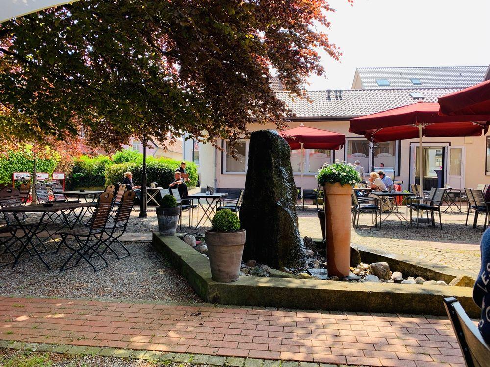 Biergarten Pinkenburg Wennigsen